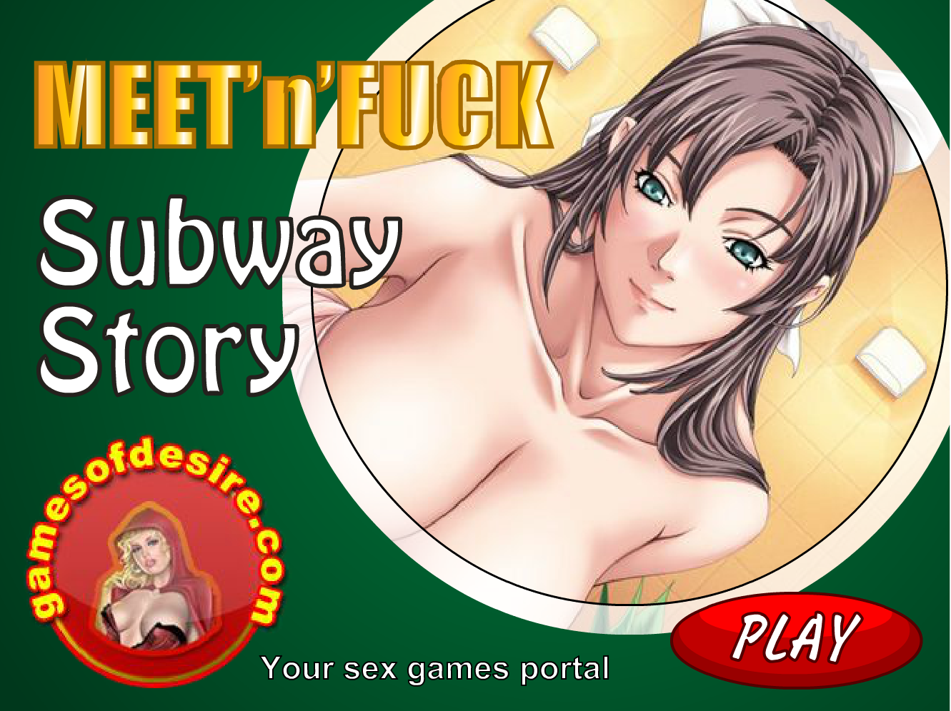 Cartoon Porn Games