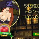 Witch-gang-bang